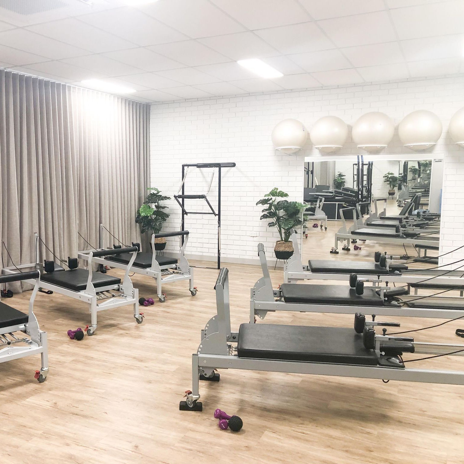 Pilates Studio - The Studio Midland