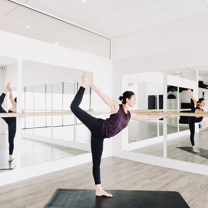 Mat Pilates Class - The Studio Midland