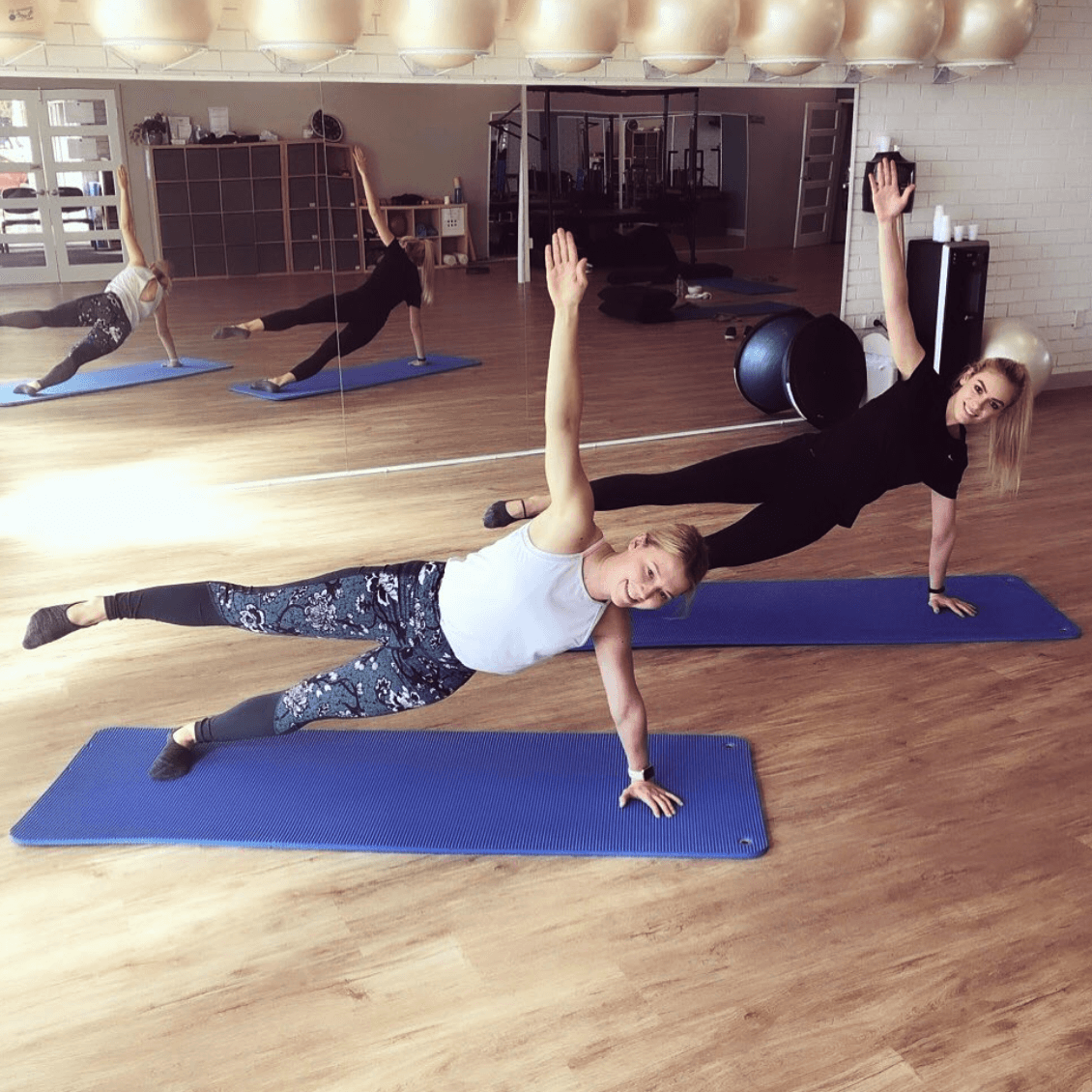Mat Pilates Physiotherapist - The Studio Midland