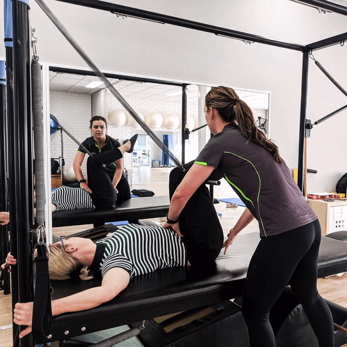 Studio Pilates Physiotherapist - The Studio Midland
