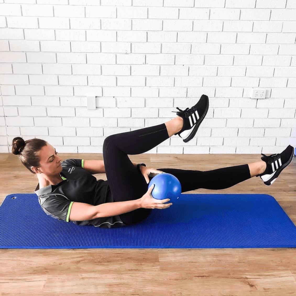 Caris Savin Pilates Physiotherapist - The Studio Midland